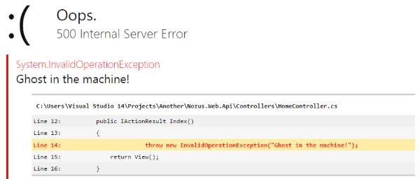 ErrorShot